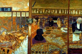 Pierre Bonnard Cafe Au Petit