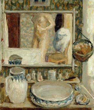 Pierre Bonnard The Dressing Table