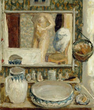 The Dressing Table, 1908 Pierre Bonnard, Musee d'Orsay