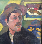 Paul Gauguin Portrait of the Artist