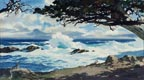 James March Phillips Cypress and Coast Monterey