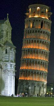 Italys famed Tower of Pisa