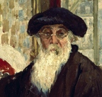 Pissaro Self Portrait 1898 Thumb