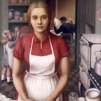 Ruth Miller Kempster The Housewife