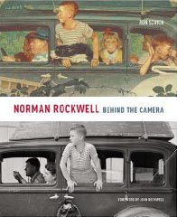 Cover Norman Rockwell, Behind the Camera by Ron Schick