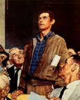 Rockwell Freedom of Speech Thumbnail