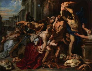 Peter Paul Rubens The Massacre of the Innocents
