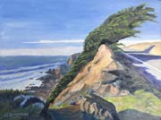 Linda Sorensen Cypress Over Highway One