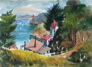 Elmer Stanhope House by the Bay Large Thumbnail