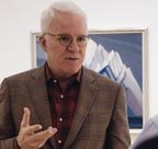 Steve Martin Curates The Idea of North
