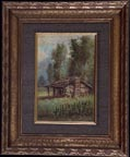 Meyer Straus California Log Cabin