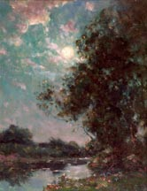 Dedick Brandes Stuber Stream in Moonlight