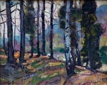 George Gardner Symons New England Forest Midsized Thumbnail
