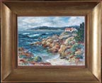 Stephen Seymour Thomas 17 Mile Drive Carmel California Beach Right Thumbnail