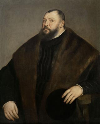 Titian Elector of Saxony
