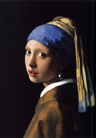 Johannes Vermeer Girl with the Pearl Earring