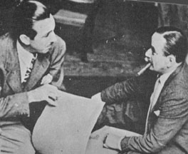 Walt Disney and F Molina Campos