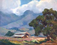L Walton California Farm Thumbnail