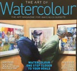 Cover of Watercolour Magazine