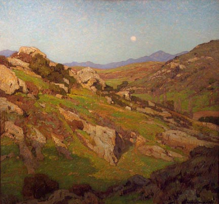 William Wendt There is No Solitude in Nature